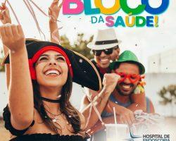 7 Dicas do Hospital de Endoscopia para curtir o Carnaval numa boa